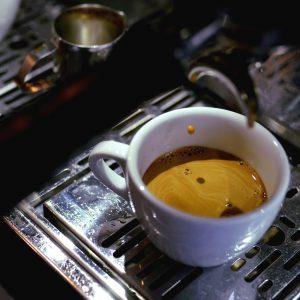 La machine espresso